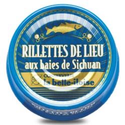 Rillettes de lieu aux baies de Sichuan, La Belle Iloise