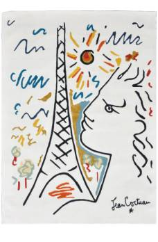 Tapis Tour Eiffel, Roche Bobois