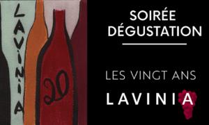 Lavinia fête ses vin(gt)s ans !