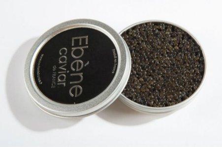 Caviar Ebène, Caviar de France