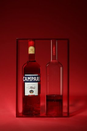 2. Coffret Collector, Campari