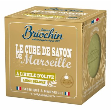 Le Cube de Savon de Marseille, Briochin