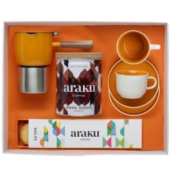 5. 5 O'Clock Coffee, Araku Café