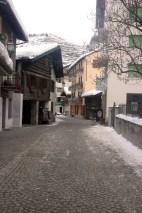 Le village de Cogne