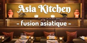 Asia Kitchen, fusion asiatique