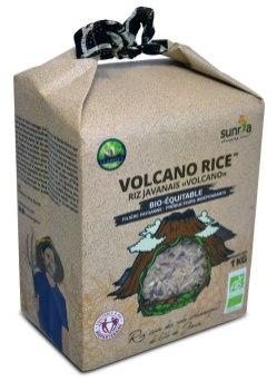 Volcano Rice Sunria