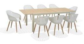 5. Table Patterson, Jardiland