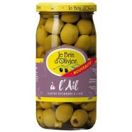 7. Olive à l'ail, Le Brin d'olivier