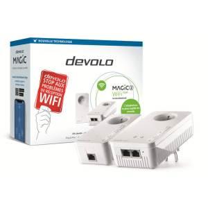 Avec Devolo, le WiFi est magique