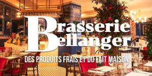 Brasserie Bellanger : des produits frais et du fait maison