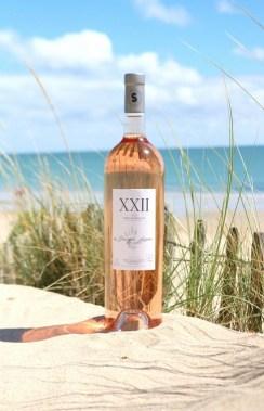 XXII rosé 2019 Côtes de Provence