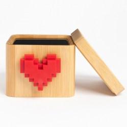 3. Love box pixel, Love box
