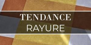 Tendance rayure