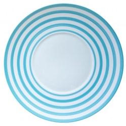 7. Vaisselle Hémisphère Bleu Turquoise, Sabrina Monte Carlo