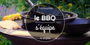 Read more about the article Le BBQ s'équipe