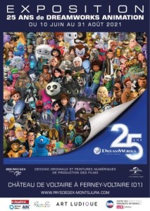 Read more about the article 25ansde DreamWorks Animation