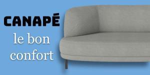 Read more about the article Canapé, le bon confort