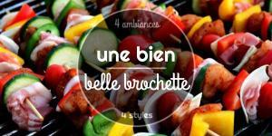 Read more about the article Une bien belle brochette