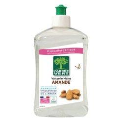 Liquide vaisselle Amande, L'Arbre Vert