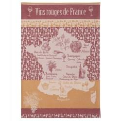 Torchon Vin Rouge de France, Coucke
