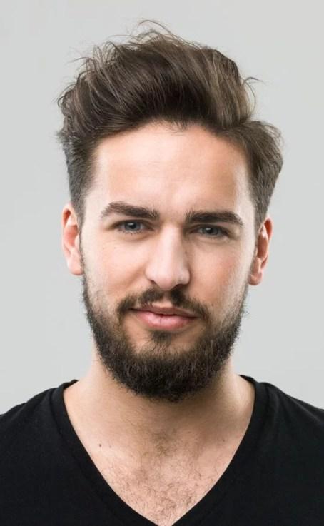 Thick Longer Hair for Men