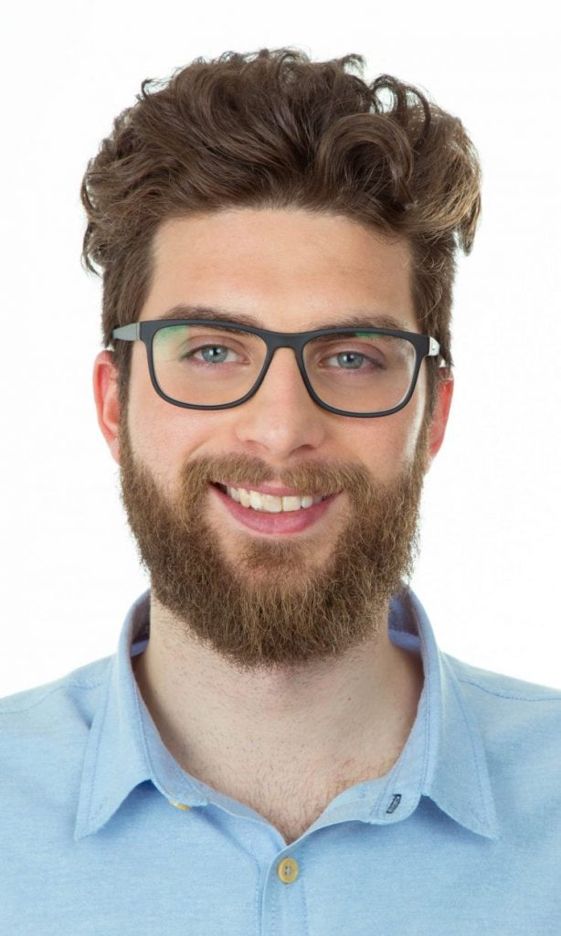 Coiffures Cheveux Bouclés pour Homme Quiff bouclé moyen