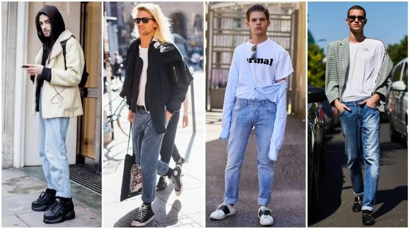 Jeans années 80