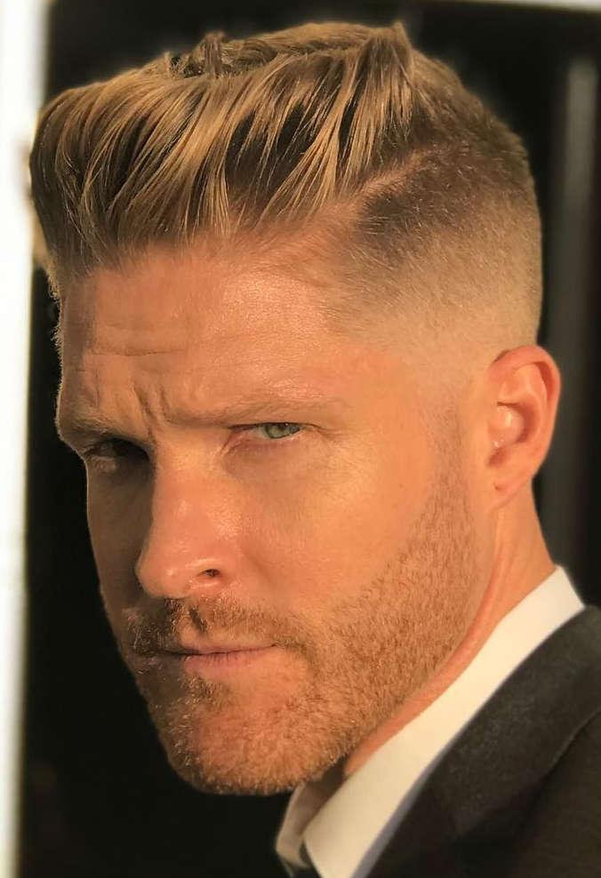 Idées de coiffures pour blonds 14