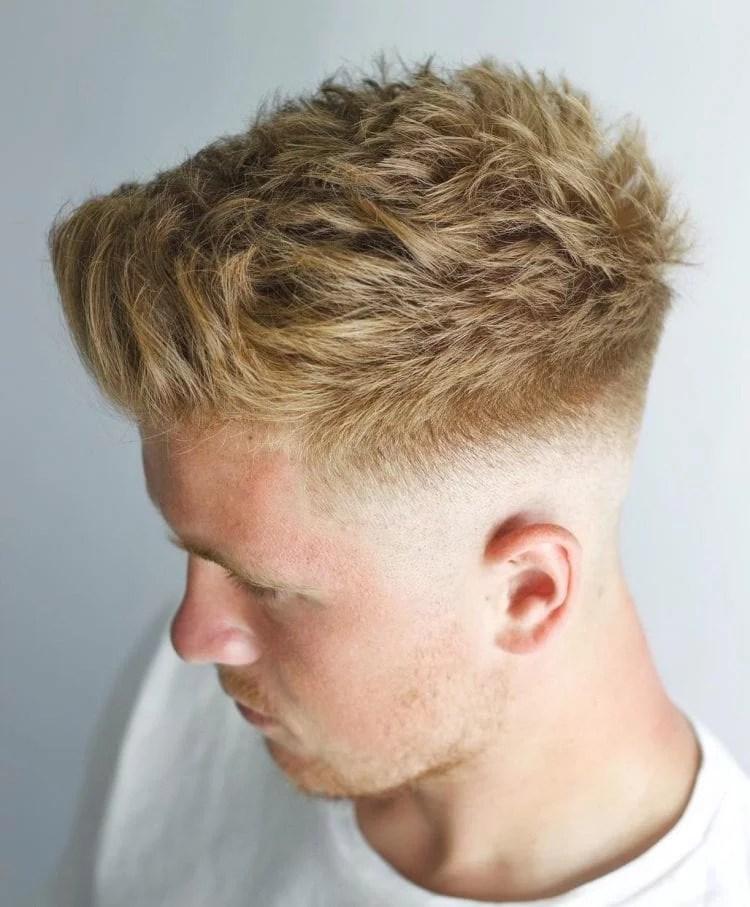 Idées de coiffures pour blonds 18