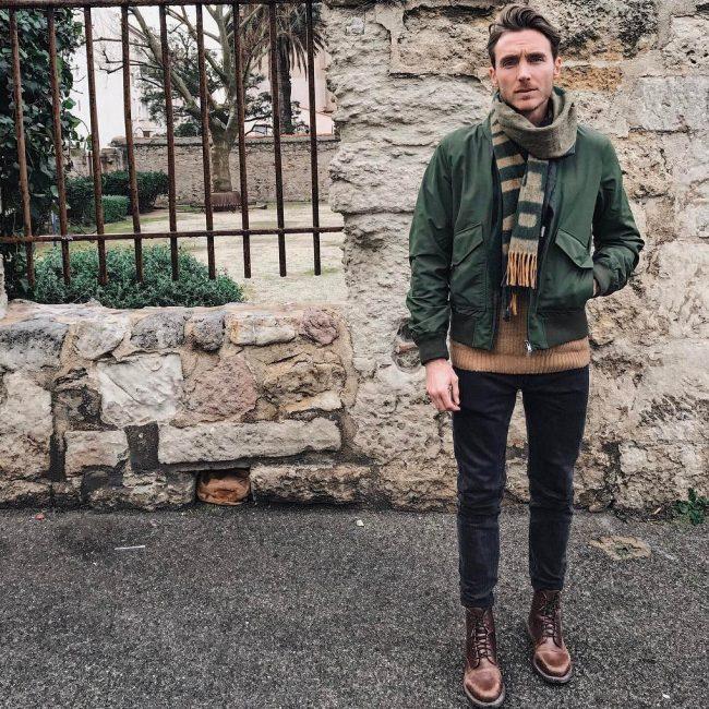 Idées de tenues avec Doc Martens pour Homme 3