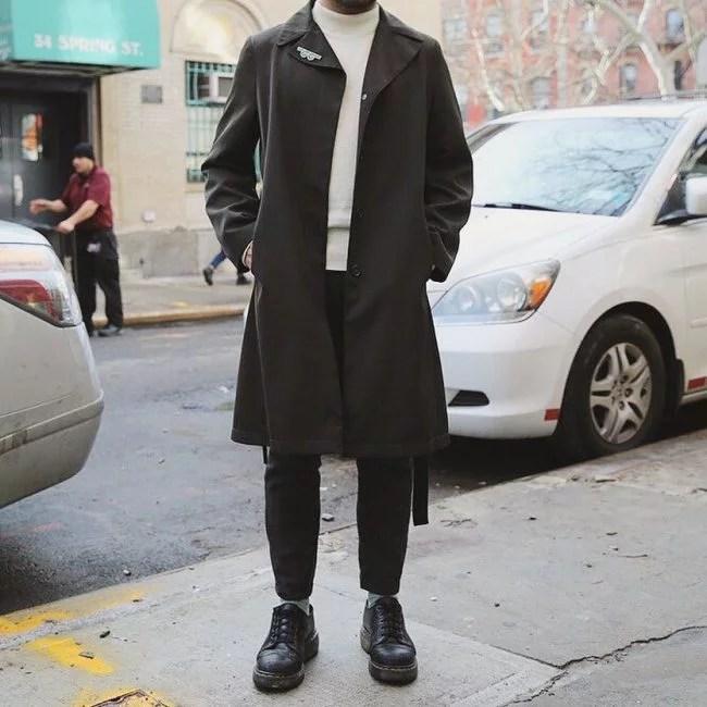 Idées de tenues avec Doc Martens pour Homme