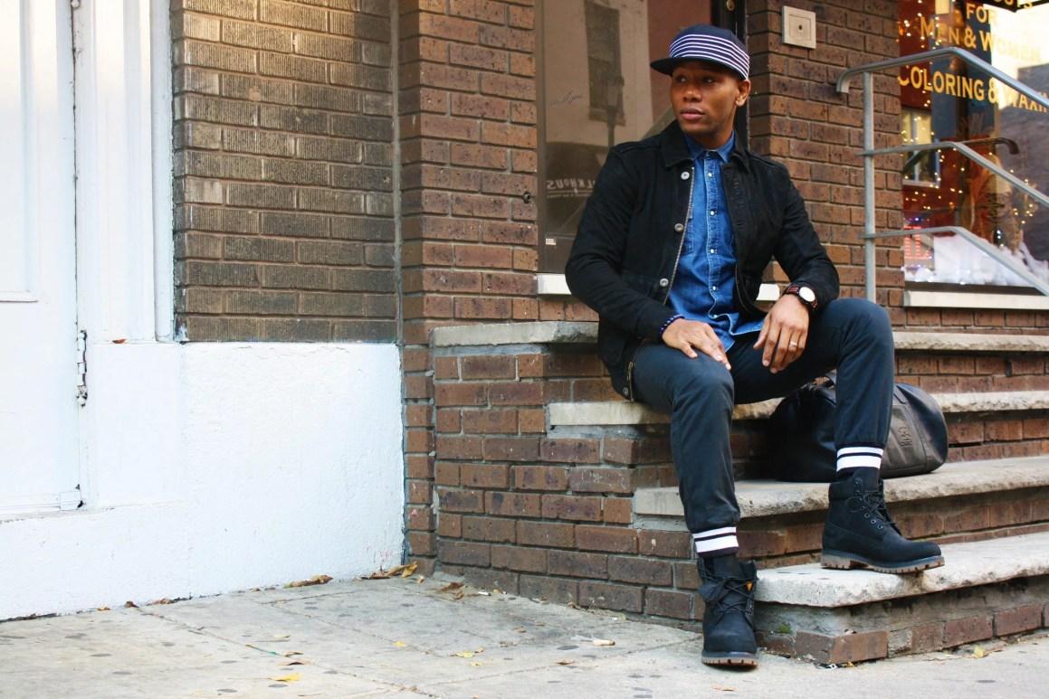 Idées de tenues avec des Timberland pour Homme