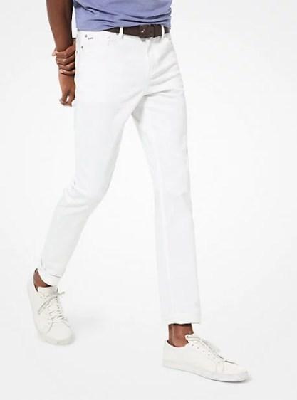 Jeans slim | Avoir un style minimaliste pour Homme