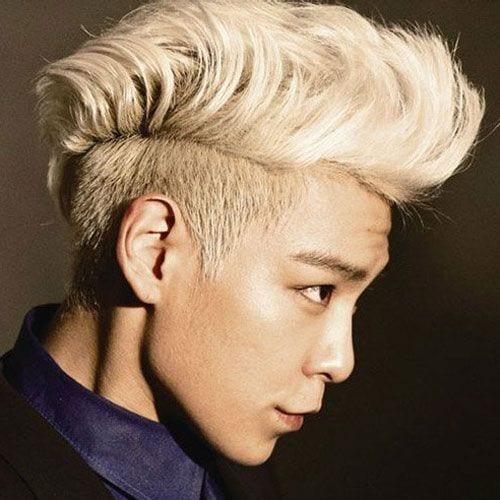 idées de coupes et coiffures pour Homme Asiatique 19