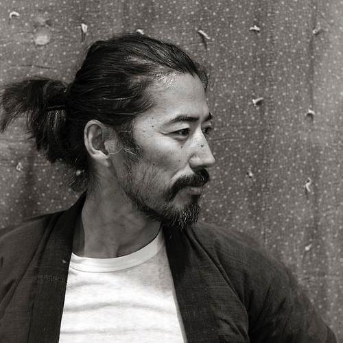 idées de coupes et coiffures pour Homme Asiatique 23
