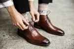 Chaussettes originales homme : pour commencer la journée du bon pied !