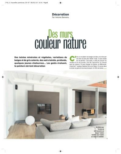 maisons&ppartements 8 fev couleurs murs