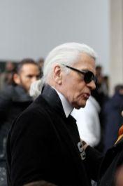 blog homme urbain Karl Lagerfeld profil