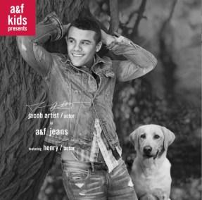 jacob artist A&F