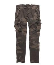 pantalon treillis camouflage