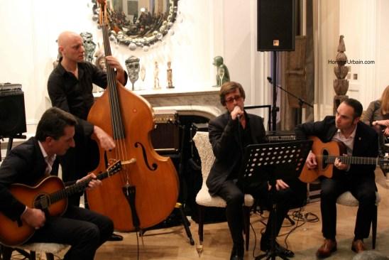 thomas dutronc et musiciens