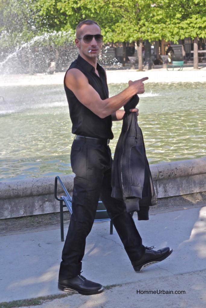 johan soudanne dior homme ete 14 chemise sans manche 2