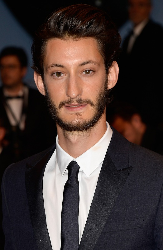 """CANNES, FRANCE - MAY 18: Pierre Niney attends the Premiere of """"Inside Out"""" during the 68th annual Cannes Film Festival on May 18, 2015 in Cannes, France.  (Photo by Pascal Le Segretain/Getty Images)"""