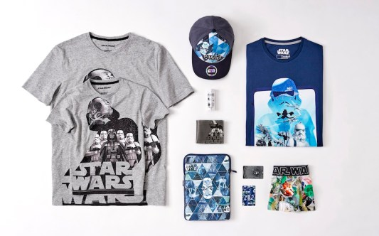 celio Star Wars collection fête des pères