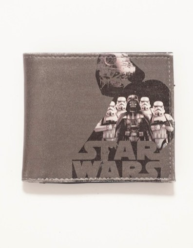 celio portefeuille Star Wars