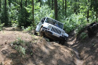 jeep wrangler blanche