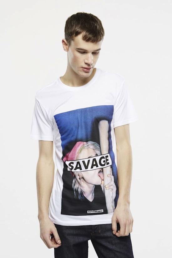 eleven paris t-shirt-sasky-m
