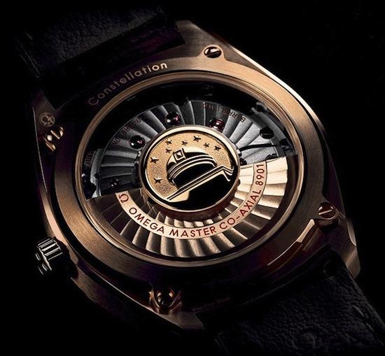 Omega-Globemaster-Master-Chronometer back