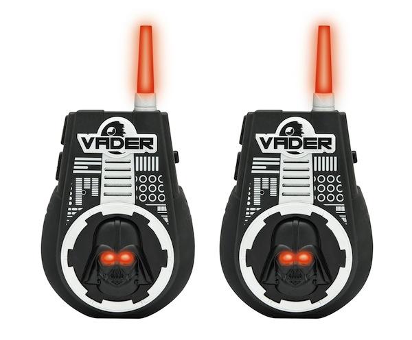 talkie walkie star wars