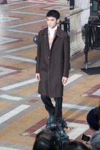 lanvin manteau homme hiver 2015